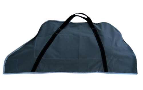 Carrying Case with Commercial Zipper